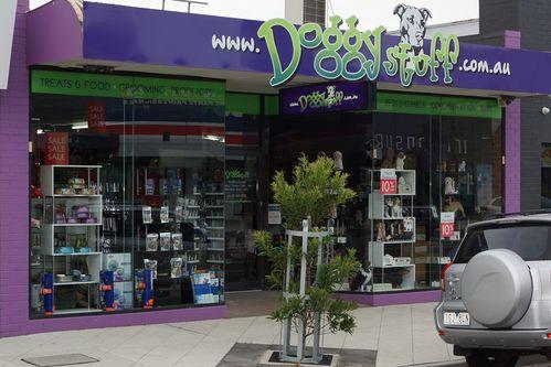 Doggy Stuff Retail Shop