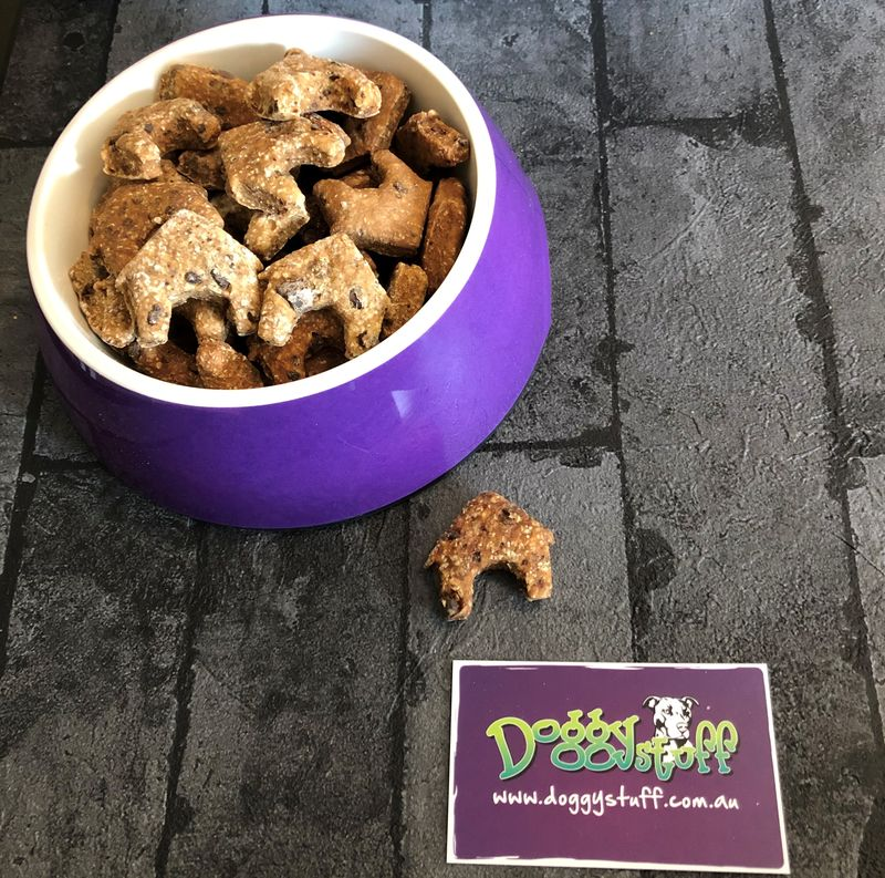 Biscuit House Carob Chip x 10   450