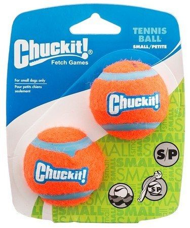 Chuckit Tennis Ball small 2pk