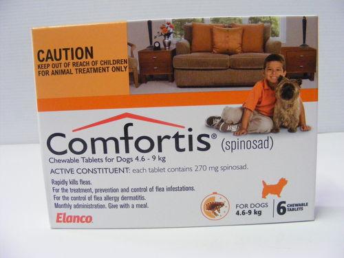 Comfortis 46   9kg   6 Tabs