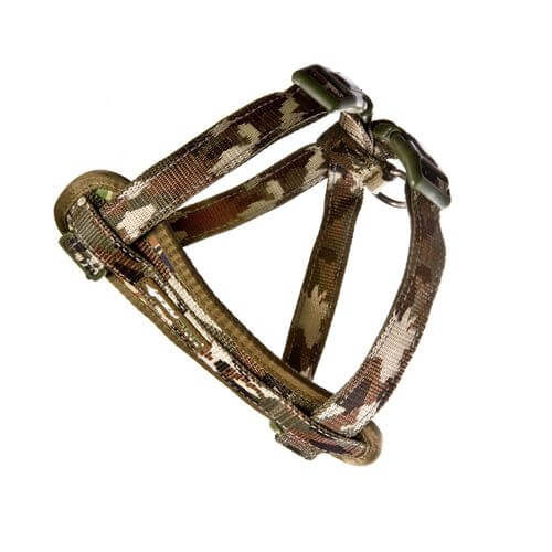 Ezy Dog Chest Harness Camo small