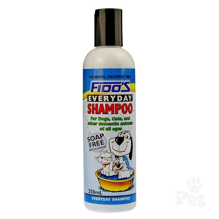 Fido+96s Everyday Shampoo   250ml