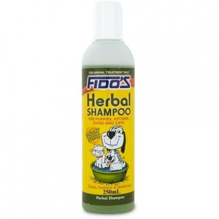 Fido+96s Herbal Shampoo   250ml