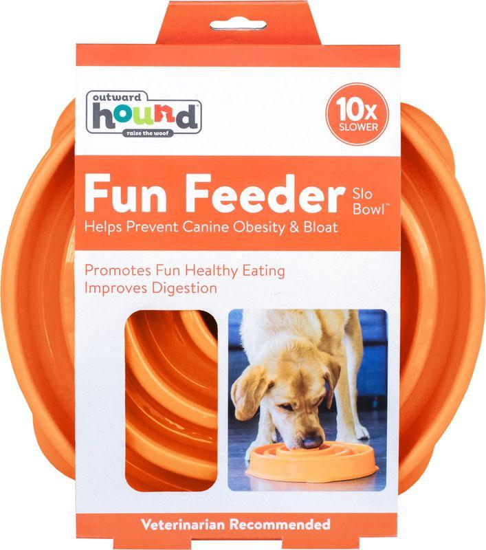 Fun Feeder Orange