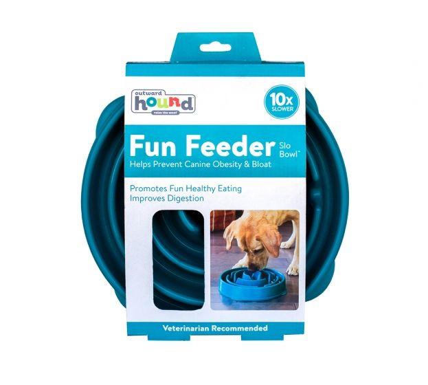 Fun Feeder Teal