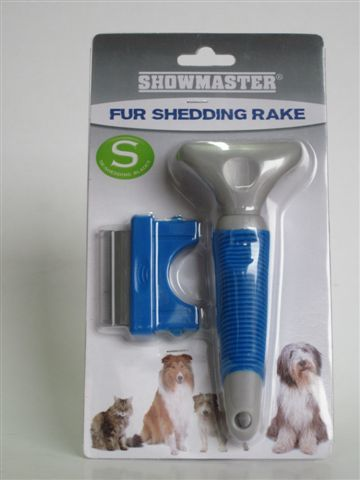 Fur Shedding Rake small ShowMaster