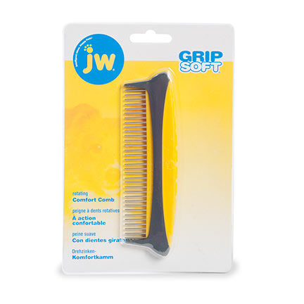 Grip Soft Rotating Comb