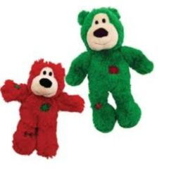 KONG Holiday Wild Knot Bear smmd