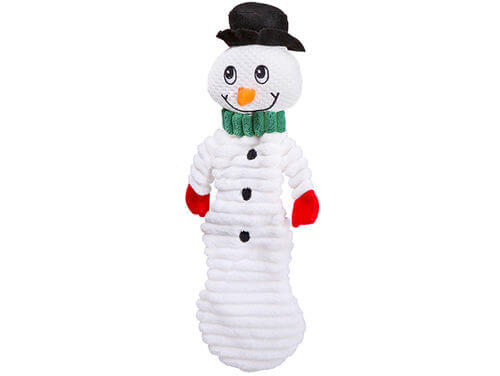 Kazoo Christmas Crinkle Snowman medium