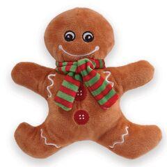 Kazoo Christmas Plush Ginger Bread Man
