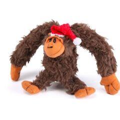 Kazoo Christmas Plush Gorilla medium