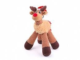 Kazoo Christmas Plush Reindeer medium