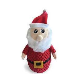 Kazoo Christmas Plush Tough Santa medium