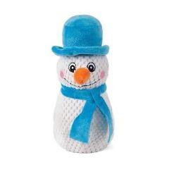 Kazoo Christmas Plush Tough Snowman medium