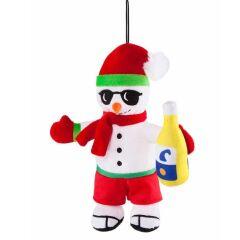 Kazoo Christmas Summer Snowman large
