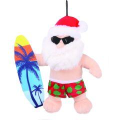 Kazoo Christmas Surfing Santa large
