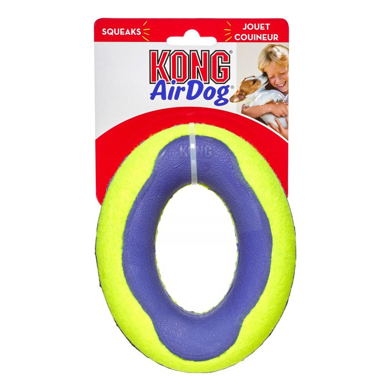 Kong Air Squeaker Oval medium