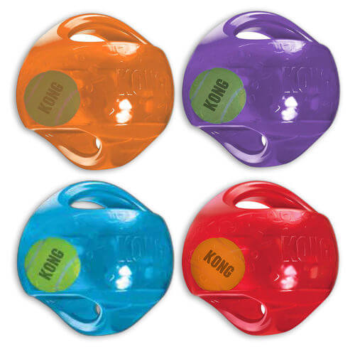 Kong Jumbler  Ball largeXlarge assorted colours