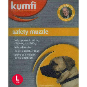Kumfi Safety Muzzel large