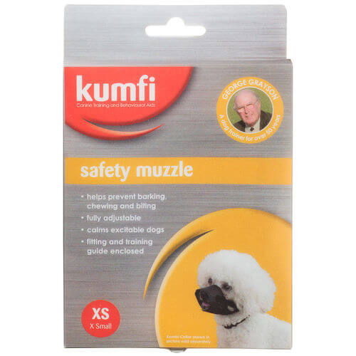 Kumfi Safety Muzzle x small