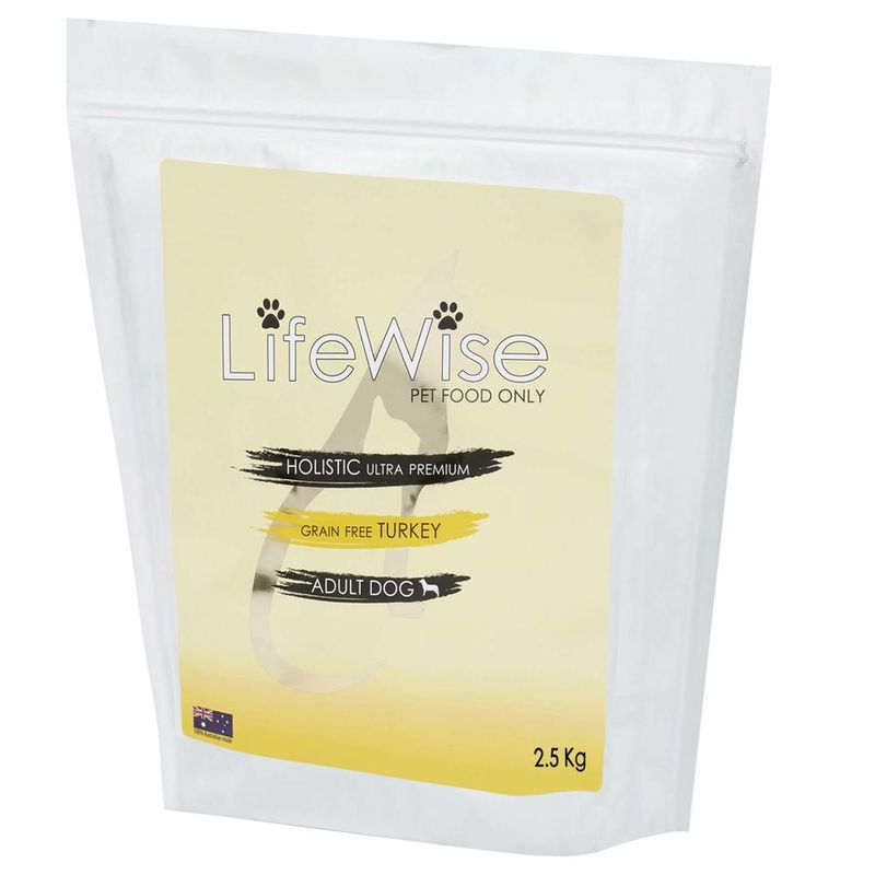 LifeWise Turkey with Lamb and vegetables 9kg GRAIN FREE