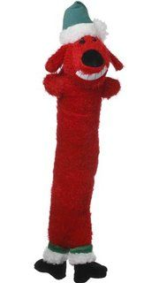 Loofa Santa Red 18andquot