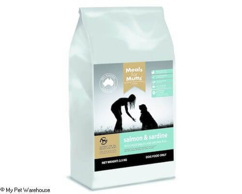 Meal for Mutts Dry Food Salmon and Sardine 20kg