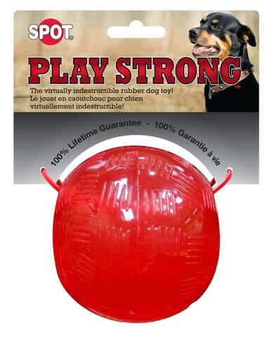 Play Strong Rubber Ball small