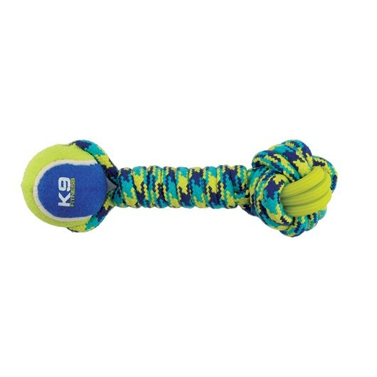 Rope and Ball Dumbell