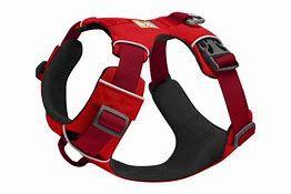 Ruffwear Front Range Harness Red Sumac  LXL