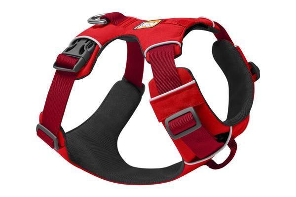Ruffwear Front Range Harness Red Sumac small