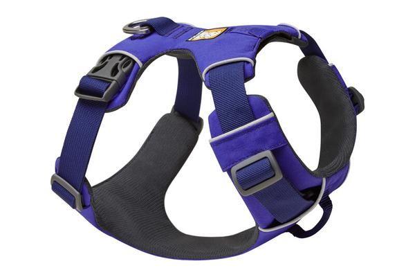 Ruffwear Harness Front Blue Dusk LXL