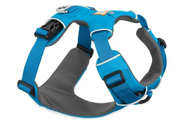 Ruffwear Harness Front Range Blue dusk small
