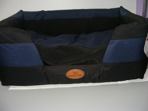 Stay Dry Bed Large BlueBlack