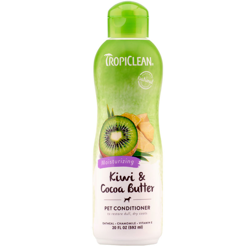 Tropiclean Kiwi and Cocoa Butter Conditioner 355ml