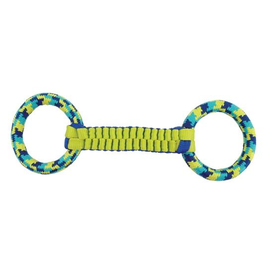 Twist and Rope Tugger Toy by Zeus