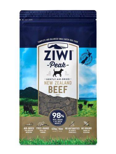 Ziwi Peak Beef 454g