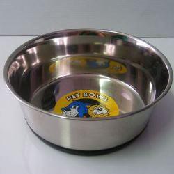 Dog Bowl S/S 1ltr