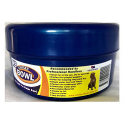 Ant Spill Pet Water Bowl Blue