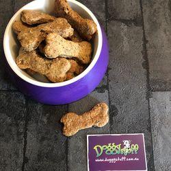 Biscuit Bone Chicken x 10  $8.50