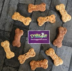 Biscuit Bone Mixed Flavours x 10  $8.50