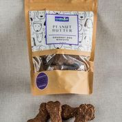 Biscuits Bones Peanut Butter 10 per bag