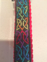 Celtic Red Collar 22-34 inches