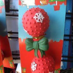 Christmas Dumbell