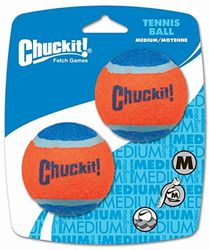 Chuckit Tennis Ball medium 2pk