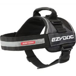 Ezydog Convert Harness Black medium