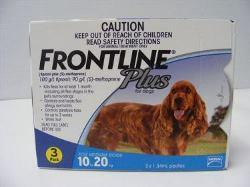 Frontline Plus 10kg - 20kg - 3pk