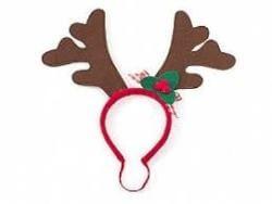 Kazoo Christmas Reindeer Antlers large
