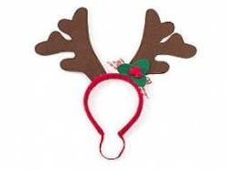 Kazoo Christmas Reindeer Antlers small