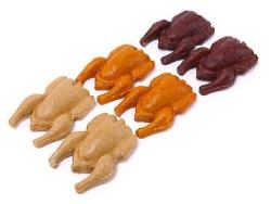 Kazoo Christmas Turkey 6pack